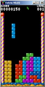 Simple Tetris for Stroodles