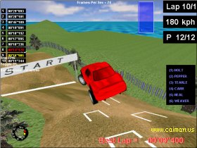 Stockcar Scramble 2004