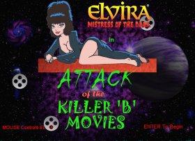Elvira's Attack of the Killer 'B' Movies