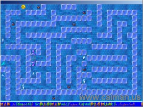 Pacman (SuperSoft)