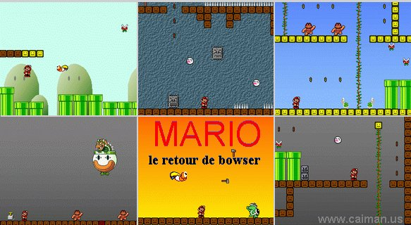 Mario: Le Retour de Bowser