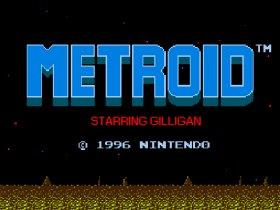 Metroid: Gilligan's Planet
