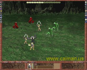 Caiman free games: RuneSword 2 by CrossCut Games.