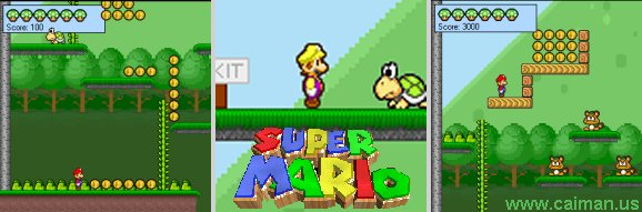 Super Mario CJ