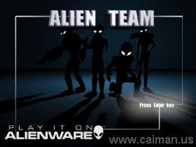 Alien Team