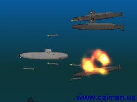 Sub Hunter 4