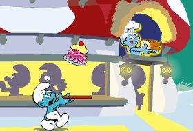 The Smurfs: Greedy's Bakeries