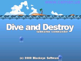 Dive and Destroy