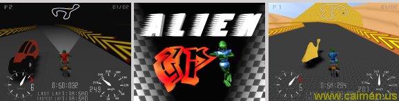 Alien GP