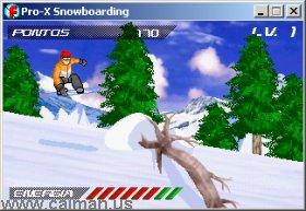 Pro-X Snowboarding