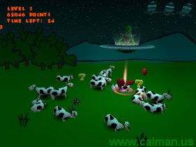 Cow Abductor