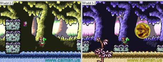 Mario World 2K