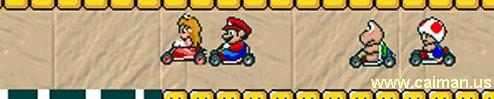 Mariokart X-Track