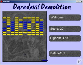 Daredevil Demolition