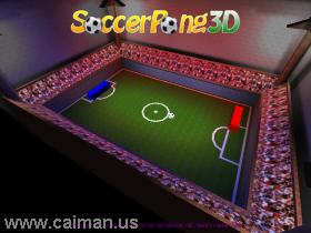 SoccerPong 3D
