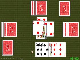 free hearts card games