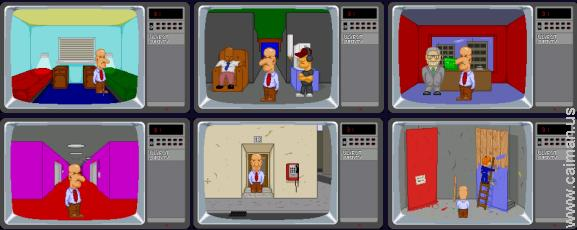 Bert - The Newsreader