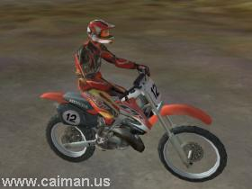 Motocross The Force