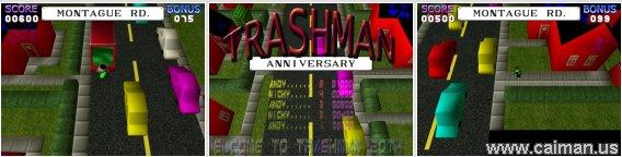 Trashman 20th Anniversary