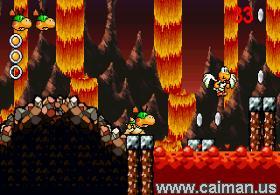 Super Mario 3: Bowser strikes back