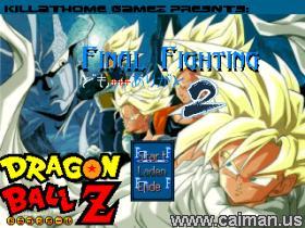 DragonBall Z - Final Fight 2