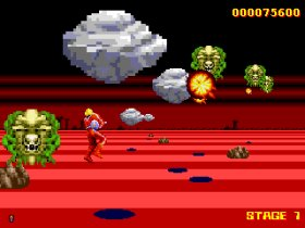 Space Harrier VGL