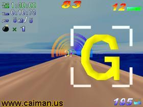 3D Finger Racing 2
