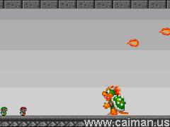 Super Mario: Bowser strikes back