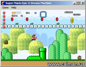 Super Mario Epic 2: Dream Machine
