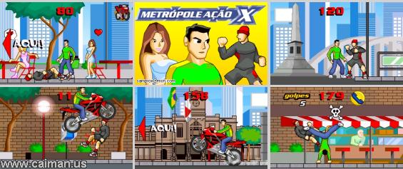 Metropole Action X