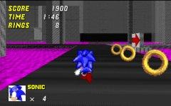 يريد تحميل لعبة Sonic Robo