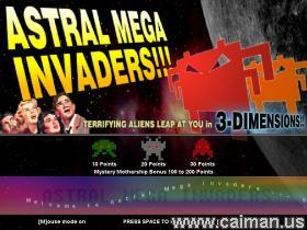 Astral Mega Invaders