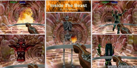 Inside The Beast