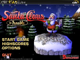 Santa Claus in Trouble - Download