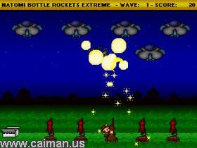 Natomi Bottle Rockets Extreme