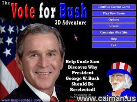 Vote For Bush