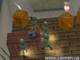 Operation: Invasion Evasion