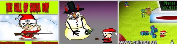 The Fall of Santa Boy