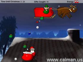 Santa vs. The Evil Elf