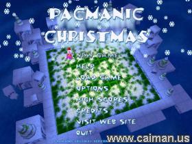 PacManic Christmas