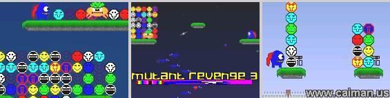 Mutant Revenge 3