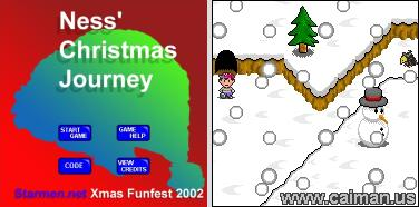 Ness Christmas Journey
