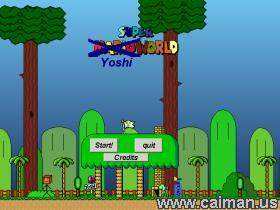 Super Yoshi World