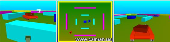 Combat 3D