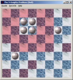 N-Knights Problem