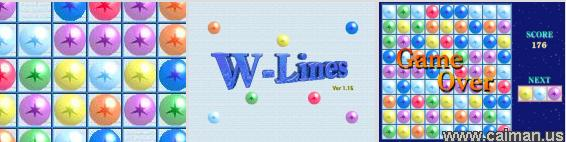 W-Lines