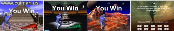 2001 Alien Combat