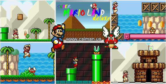 Super Mario Land DX