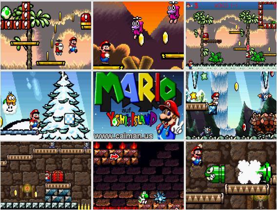 Super Mario 2: Yoshi's Island