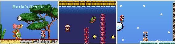 Mario's Rescue